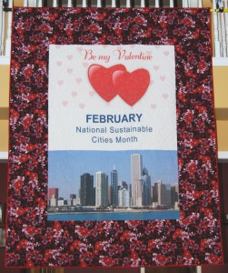 February National Sustainable Cities Month