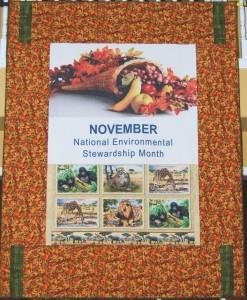 November National Environmental Stewardship Month