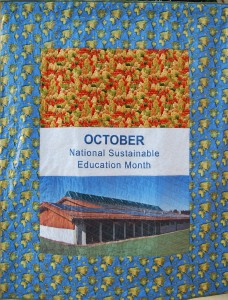 October National Sustainable Education Month
